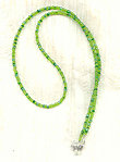 Peridot Multi Beaded Eyeglass Leash